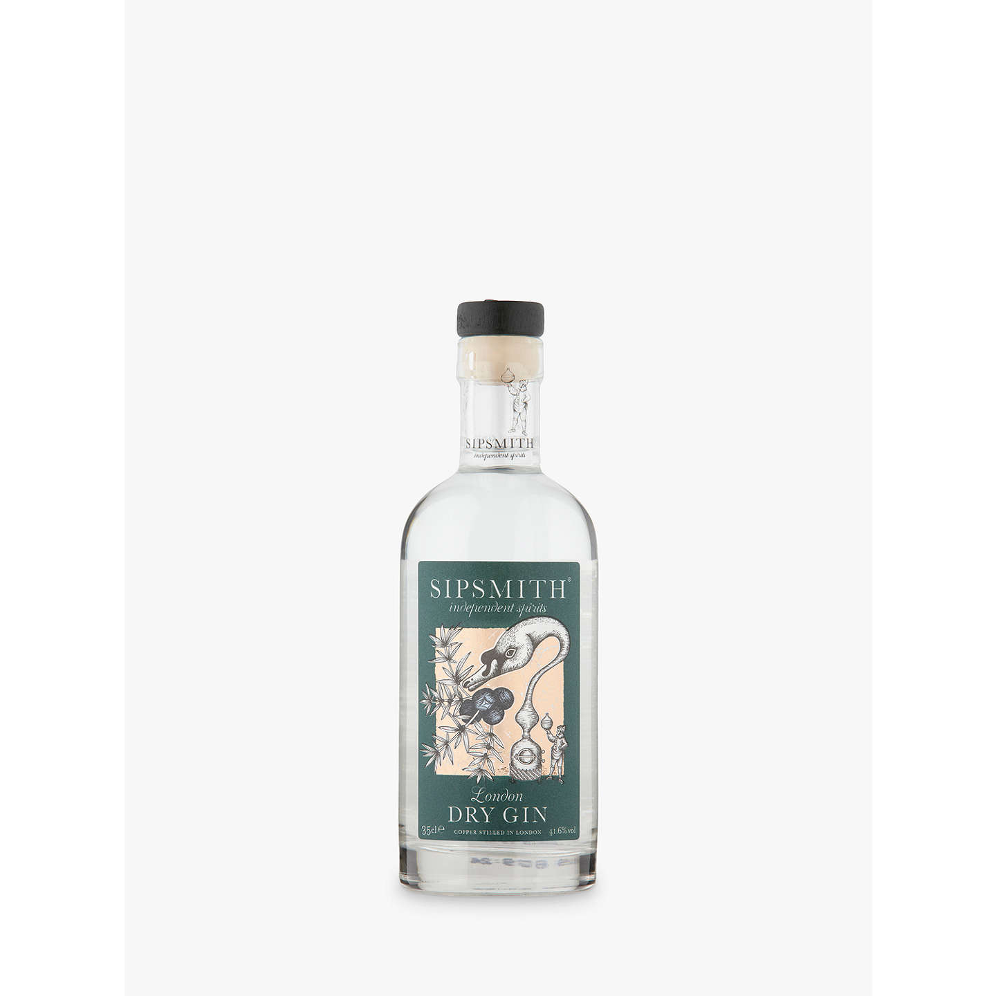 BuySipsmith London Dry Gin, 35cl Online at johnlewis.com