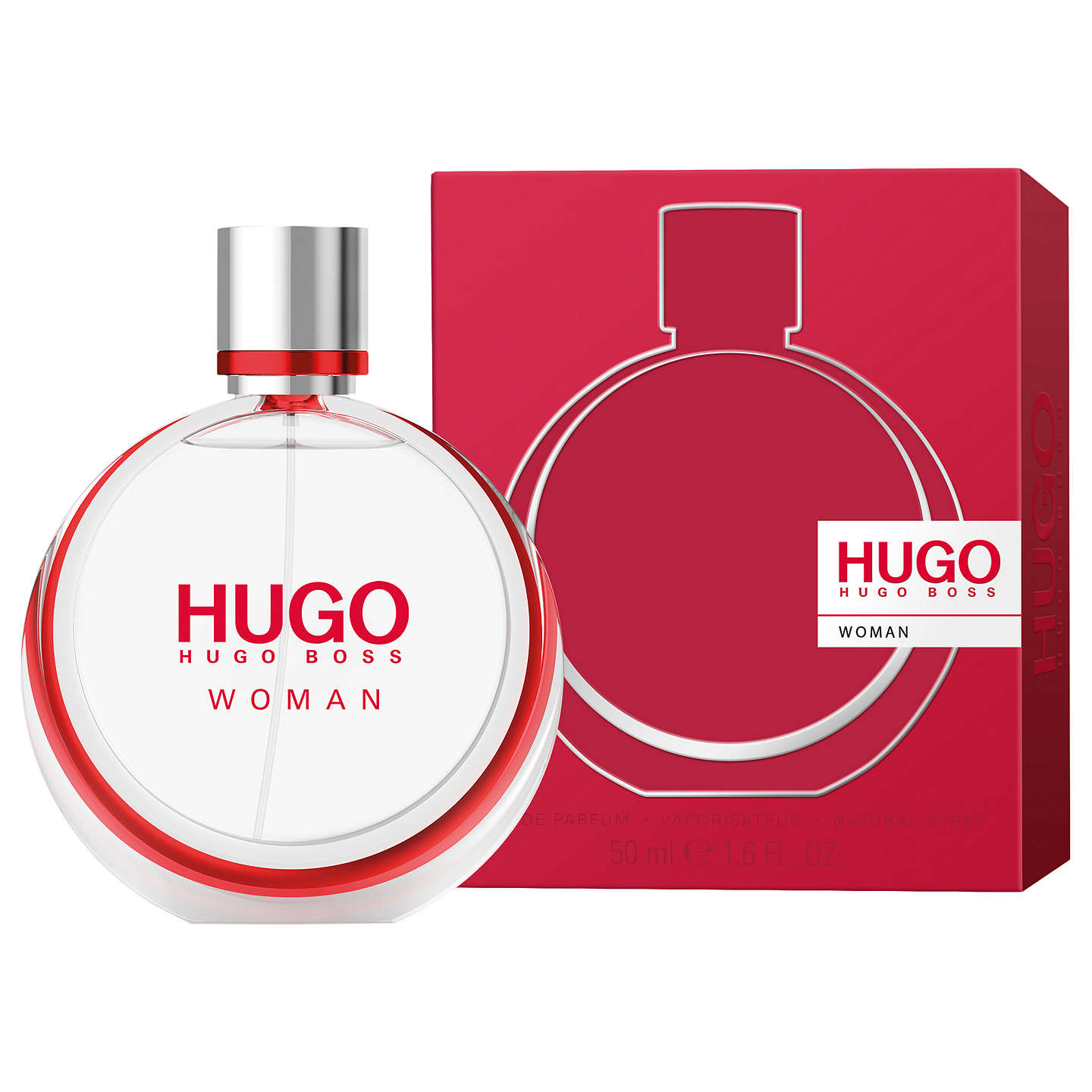 BuyHUGO BOSS HUGO Woman Eau de Parfum, 30ml Online at johnlewis.com