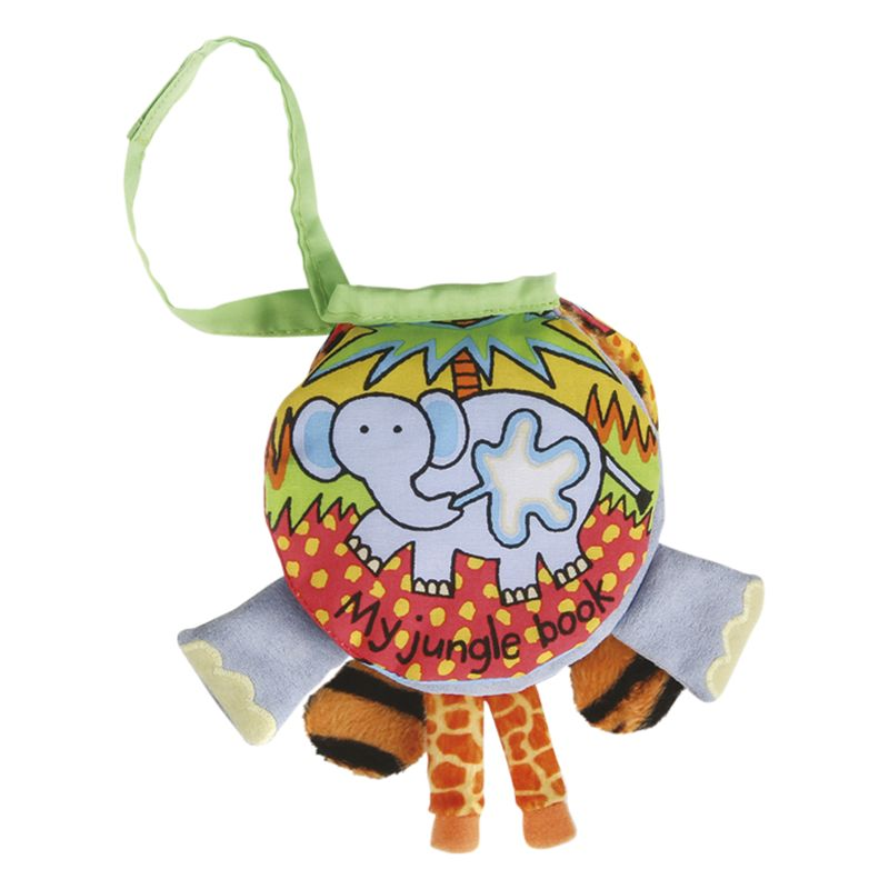 Jellycat Jellycat My Jungle Soft Book