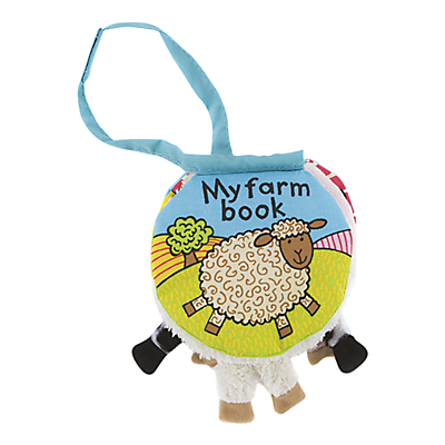 Image of Jellycat My Farm Soft Book