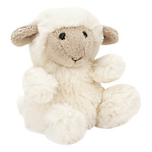 Buy Jellycat Poppet Sheep Baby Soft Toy Online at johnlewis.com