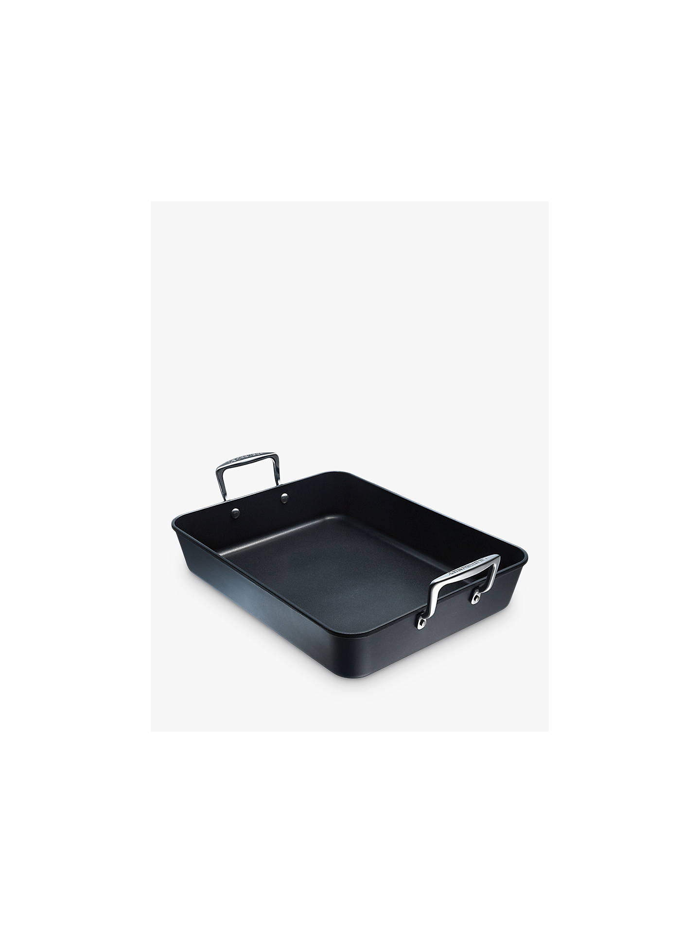 BuyLe Creuset Toughened Non-Stick 35cm Roaster Online at johnlewis.com