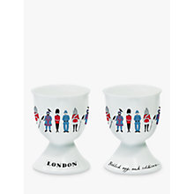 Buy Alice Tait Soldier Egg Cup Online at johnlewis.com