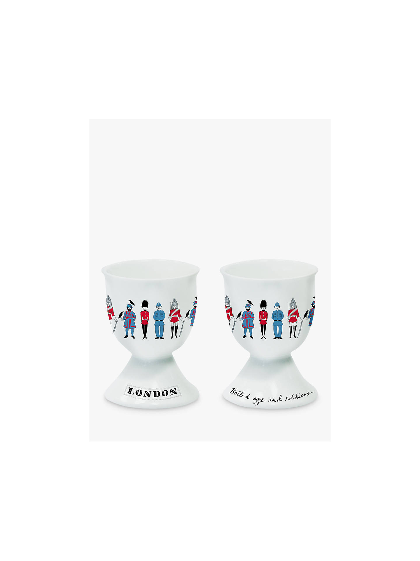 BuyAlice Tait Soldier Egg Cup Online at johnlewis.com
