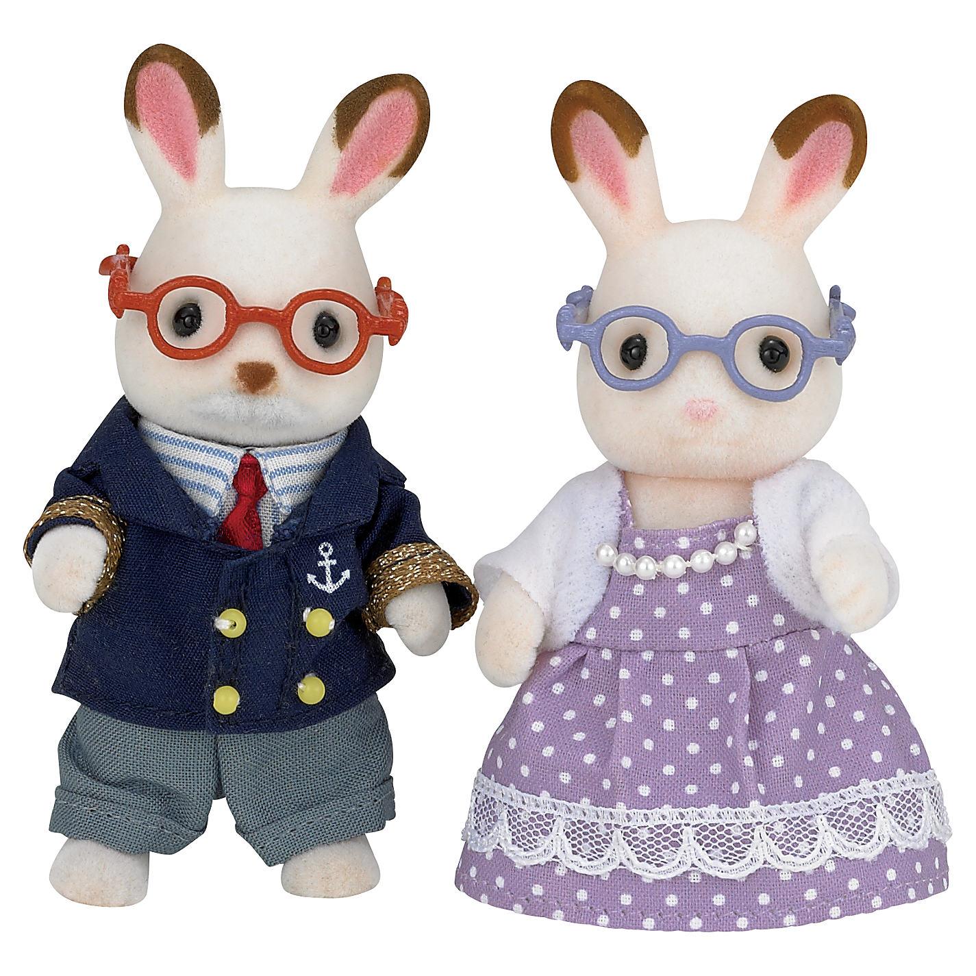 Sylvanian families easter toys gifts john lewis buy sylvanian families rabbit grandparents online at johnlewis negle Choice Image