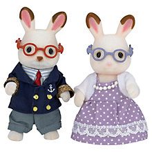 Buy Sylvanian Families Rabbit Grandparents Online at johnlewis.com