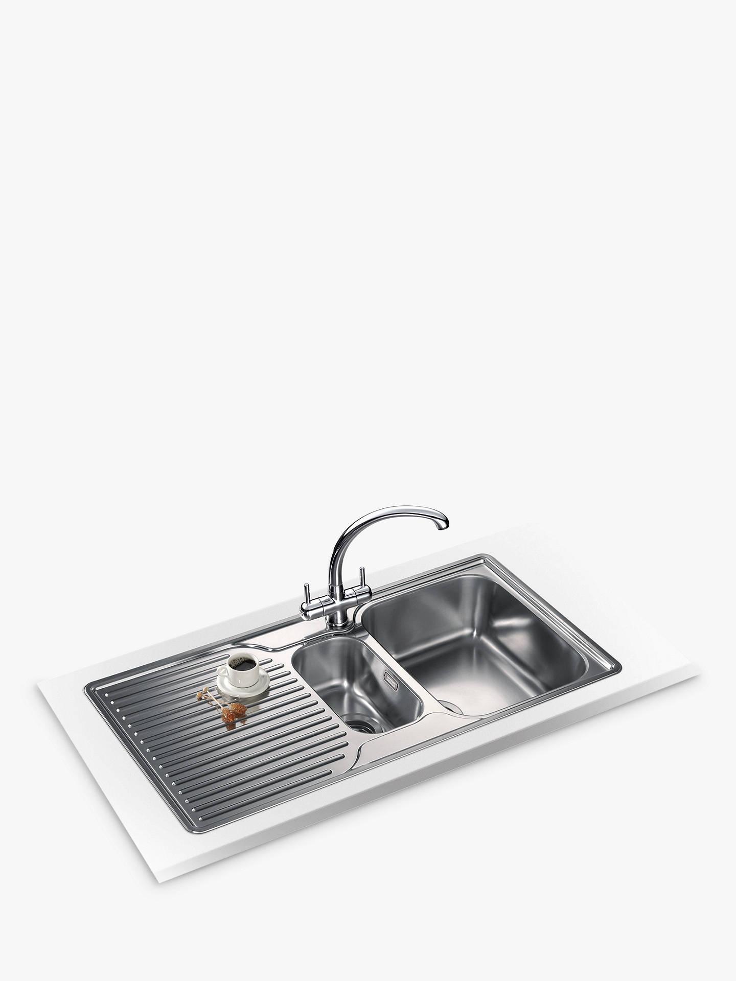 Franke Ariane Arx P Stainless Steel Kitchen Sink