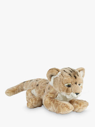 Buy Living Nature Lion Cub Soft Toy Online at johnlewis.com