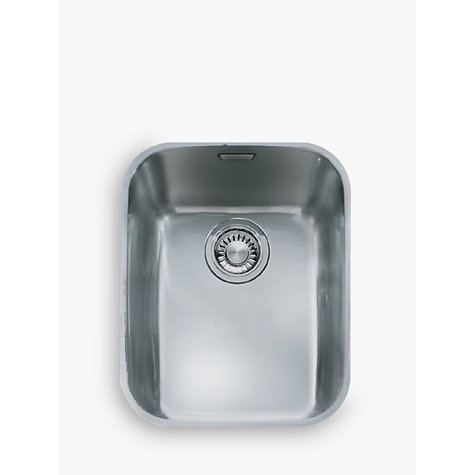 Buy Franke Ariane ARX 110-33 Undermounted Single Bowl Kitchen Sink ...