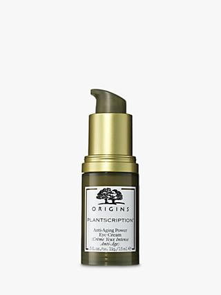 Origins Plantscription™ Anti-Ageing Power Eye Cream, 15ml