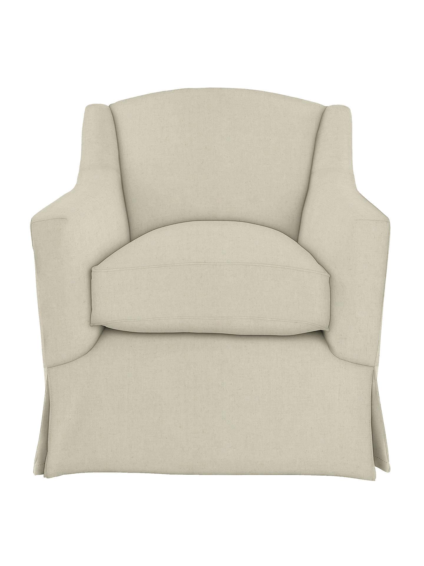 John Lewis Melrose Loose Cover Armchair At John Lewis Partners