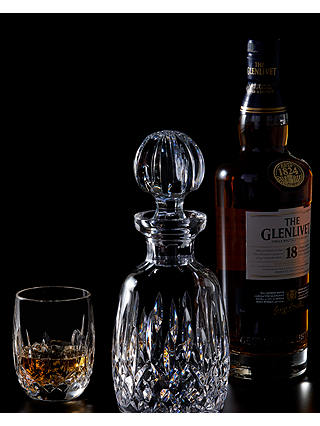 Buy Waterford Lismore Connoisseur Bottle Cut Lead Crystal Decanter, 550ml Online at johnlewis.com