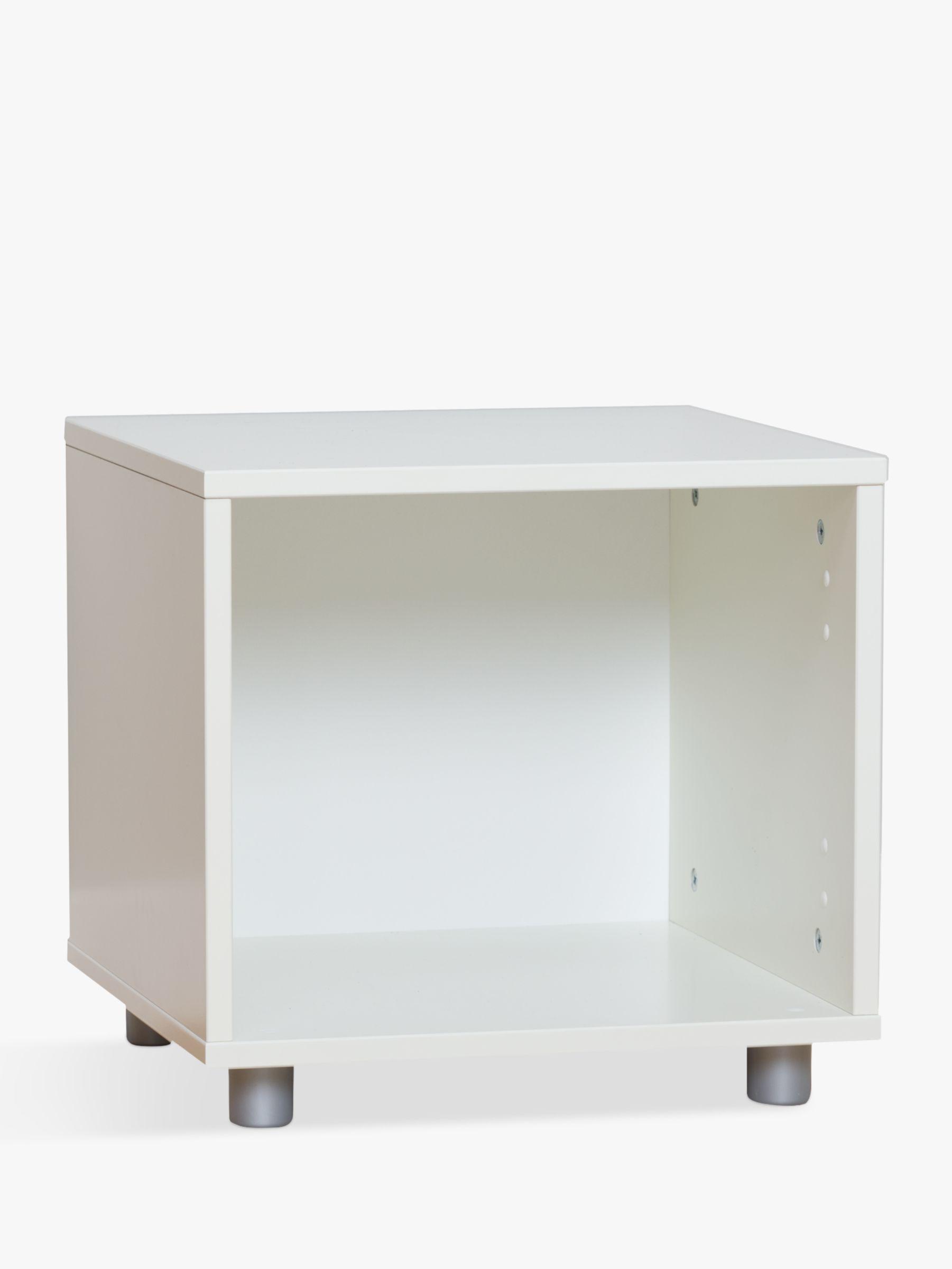 Stompa Stompa Uno S Plus Single Cube, White