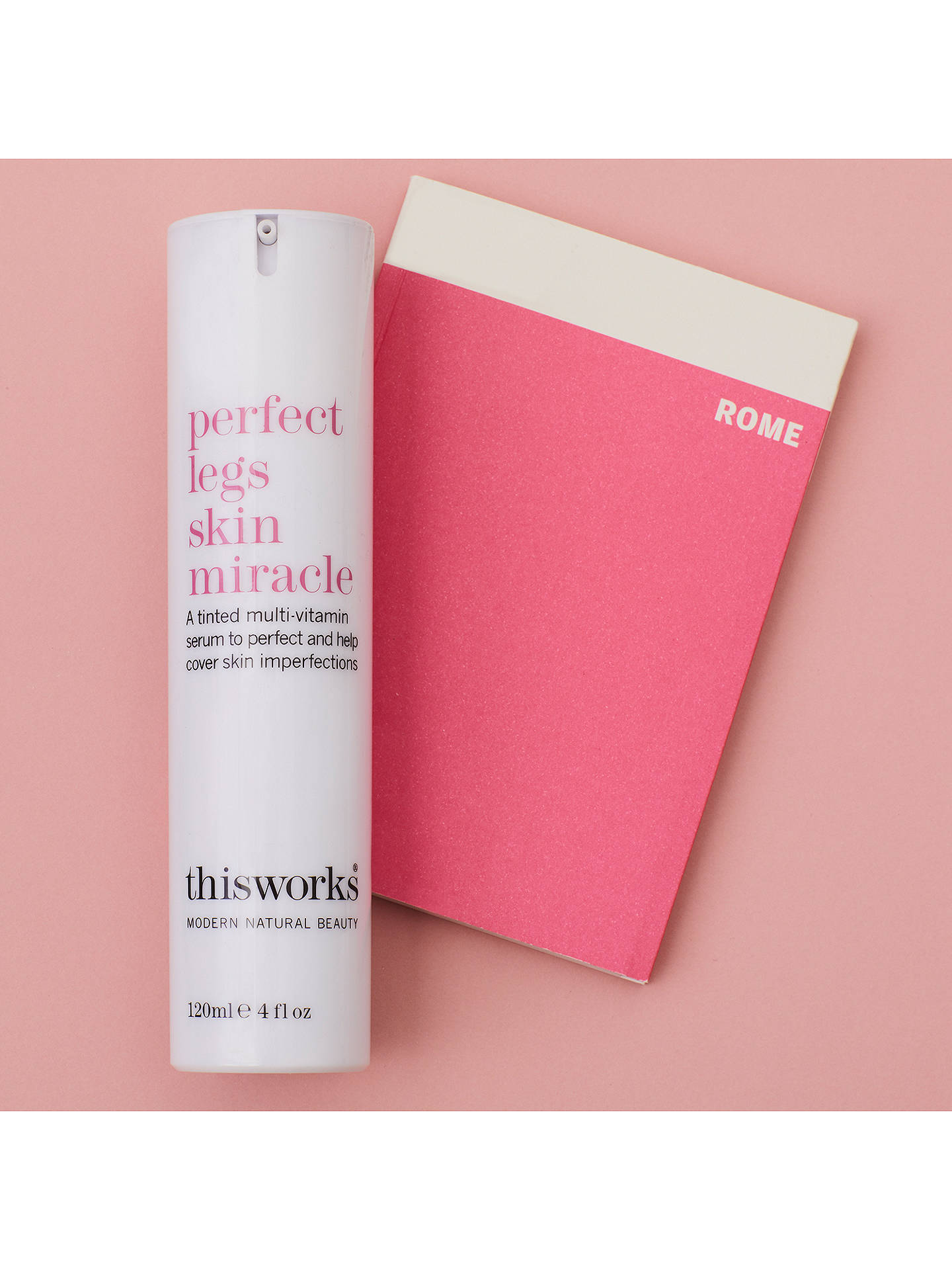 Buy This Works Perfect Legs Skin Miracle, 120ml Online at johnlewis.com