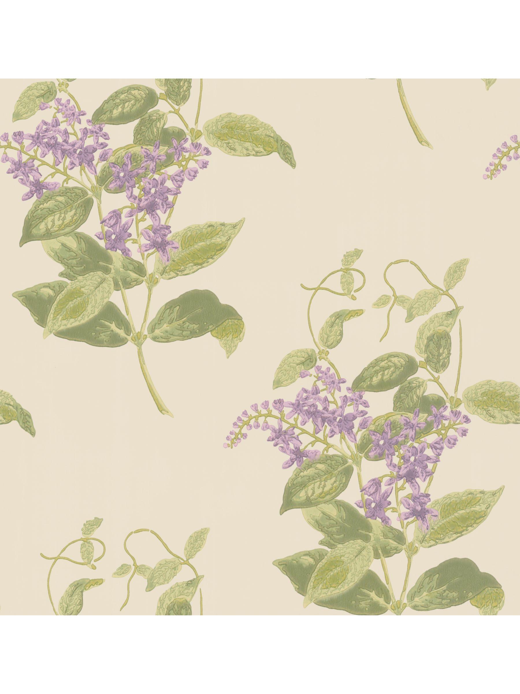 Cole & Son Cole & Son Madras Violet Wallpaper