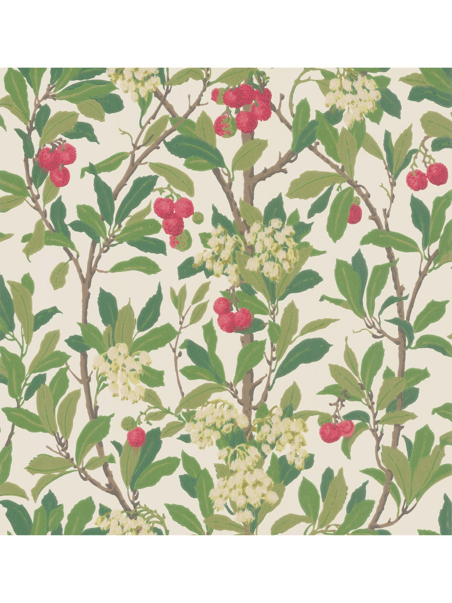 Cole & Son Cole & Son Strawberry Tree Wallpaper