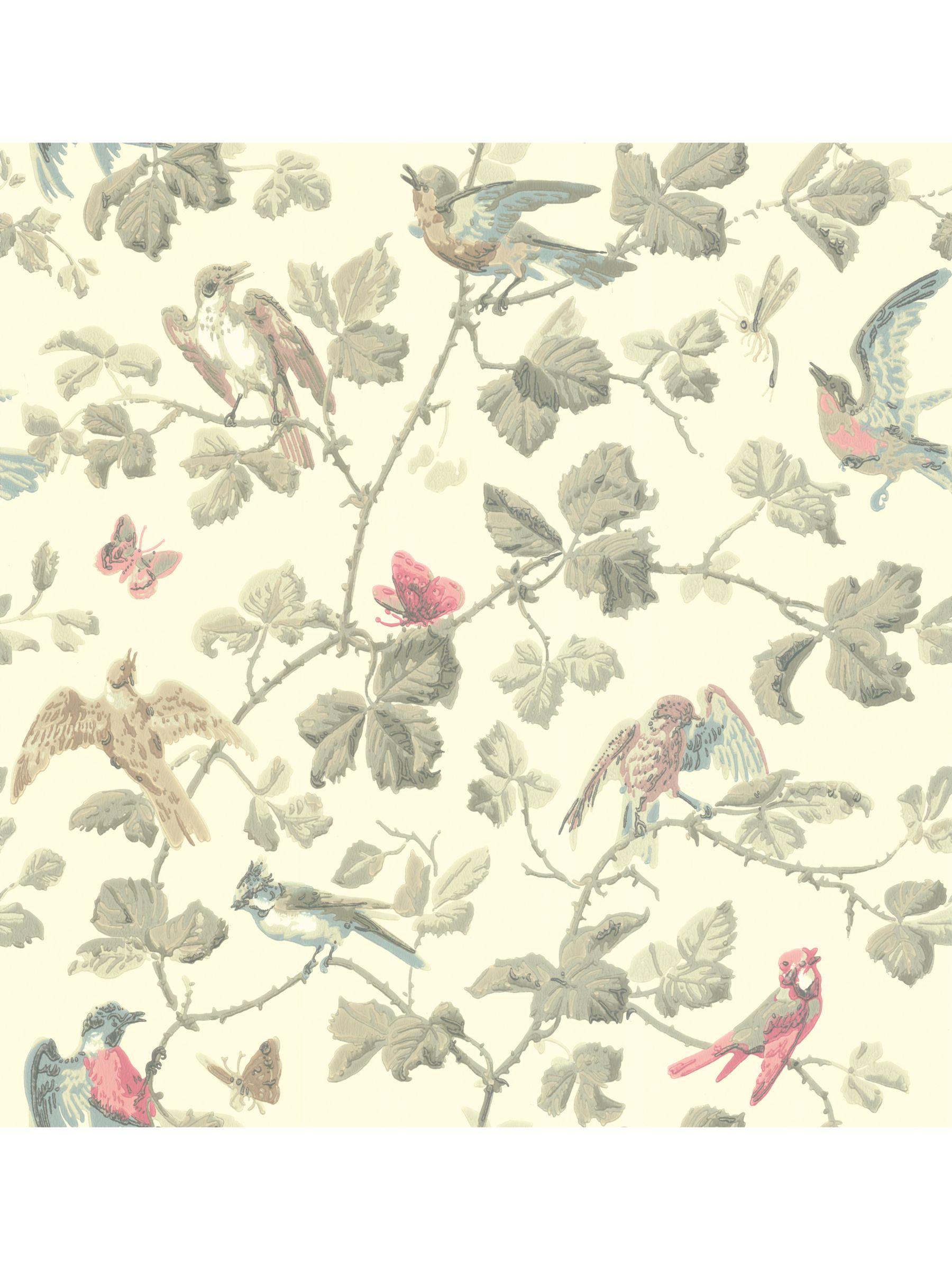 Cole & Son Cole & Son Winter Birds Wallpaper