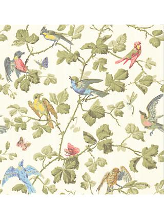 Cole & Son Winter Birds Wallpaper