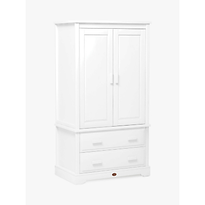Boori Universal Wardrobe, White