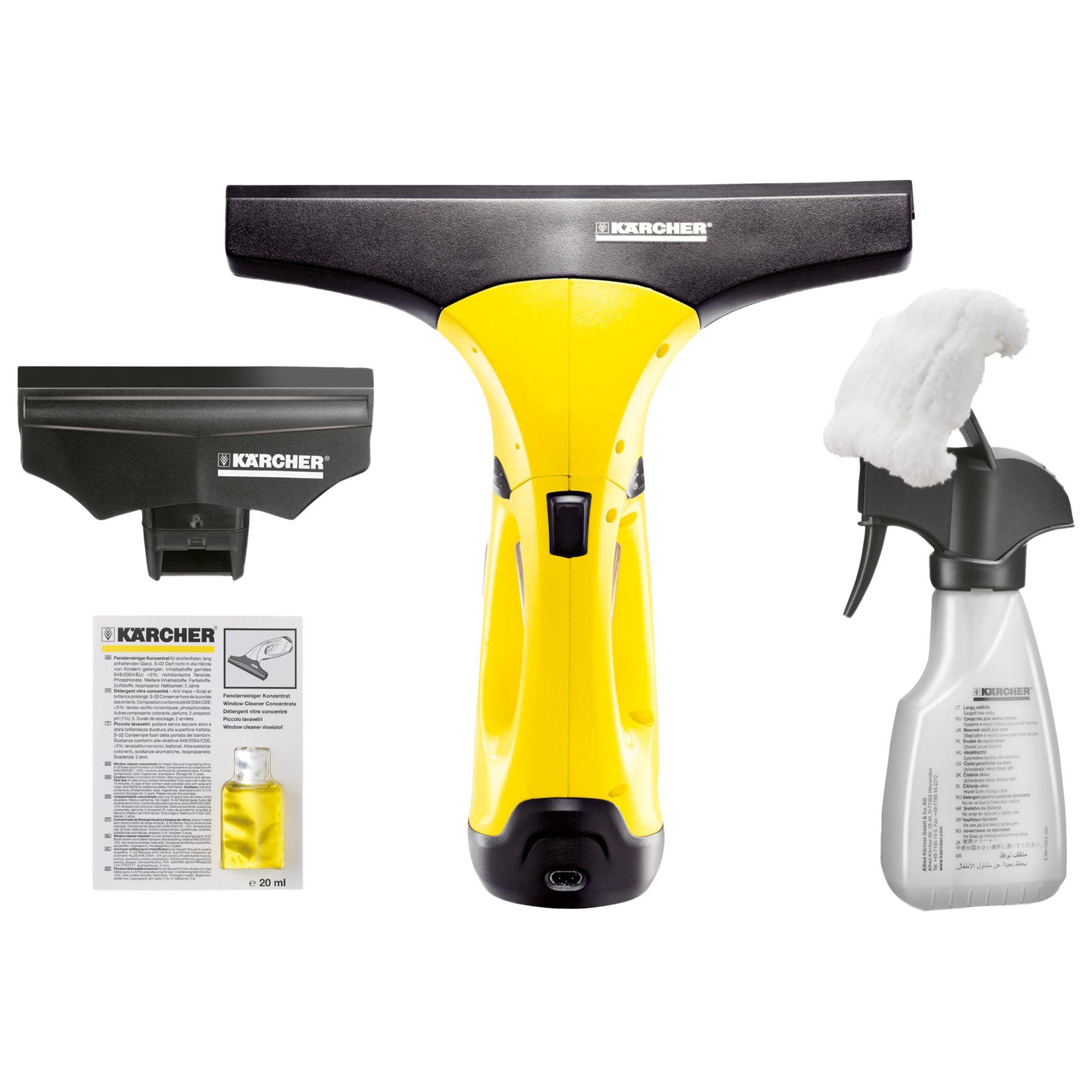 WV2 Premium Window Vacuum Cleaner