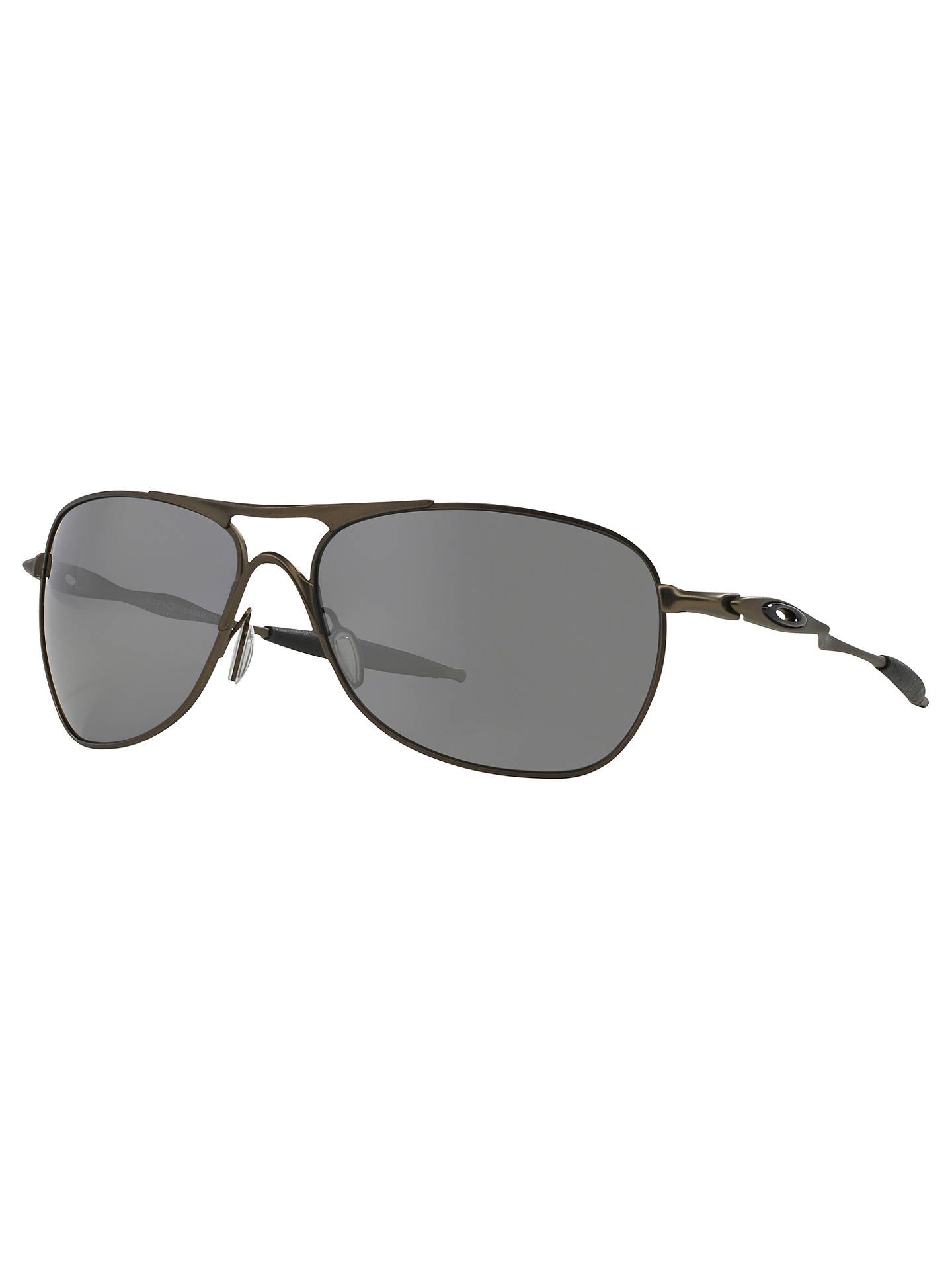 7d2659fa55b BuyOakley OO6014 Crosshair Polarised Aviator Frame Sunglasses