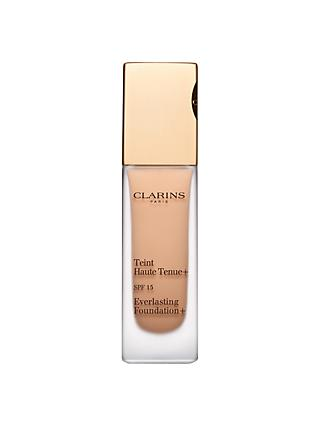 Clarins Everlasting Liquid Foundation+ SPF15