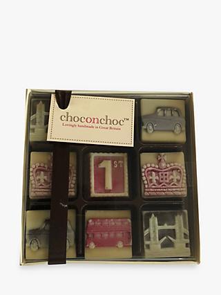 Choc On London Chocolates 120g