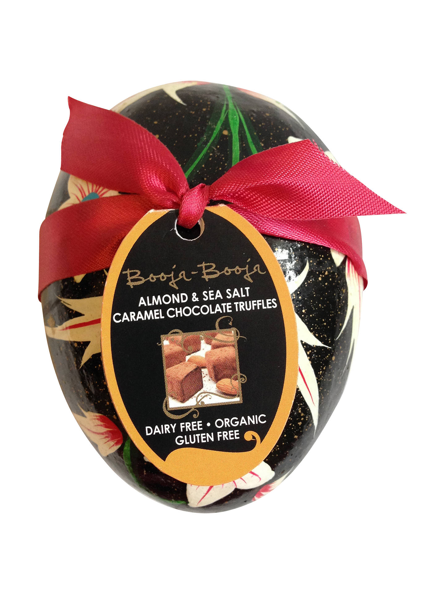 Booja Booja Caramel Roasted Almond Truffles 34g At John