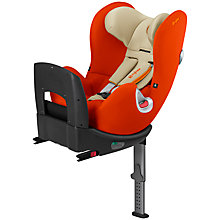 Buy Cybex Sirona Group 0+/1 Baby Car Seat, Autumn Gold Online at johnlewis.com
