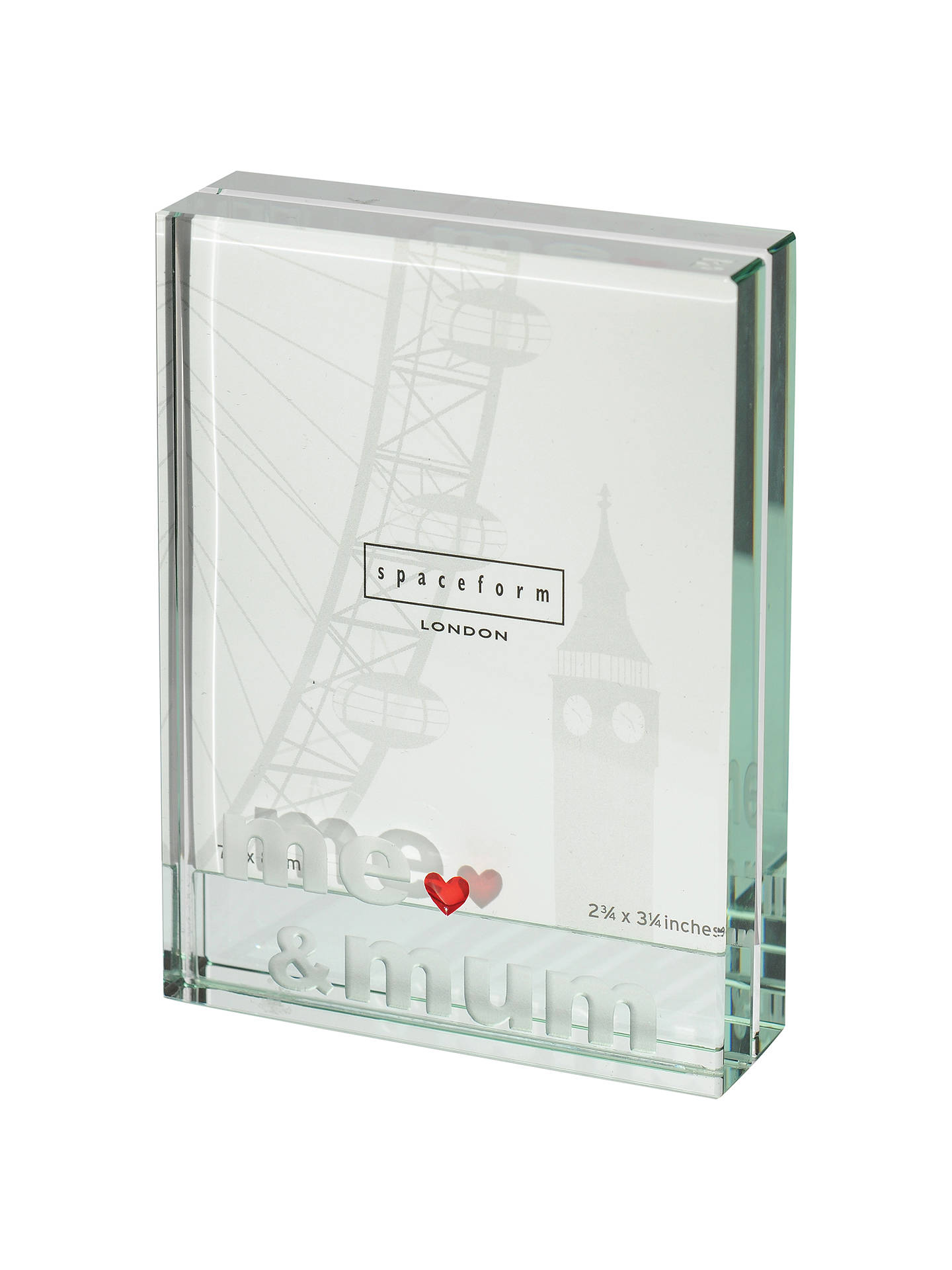 a6f17c946d4d Buy Spaceform Me   Mum Glass Picture Frame
