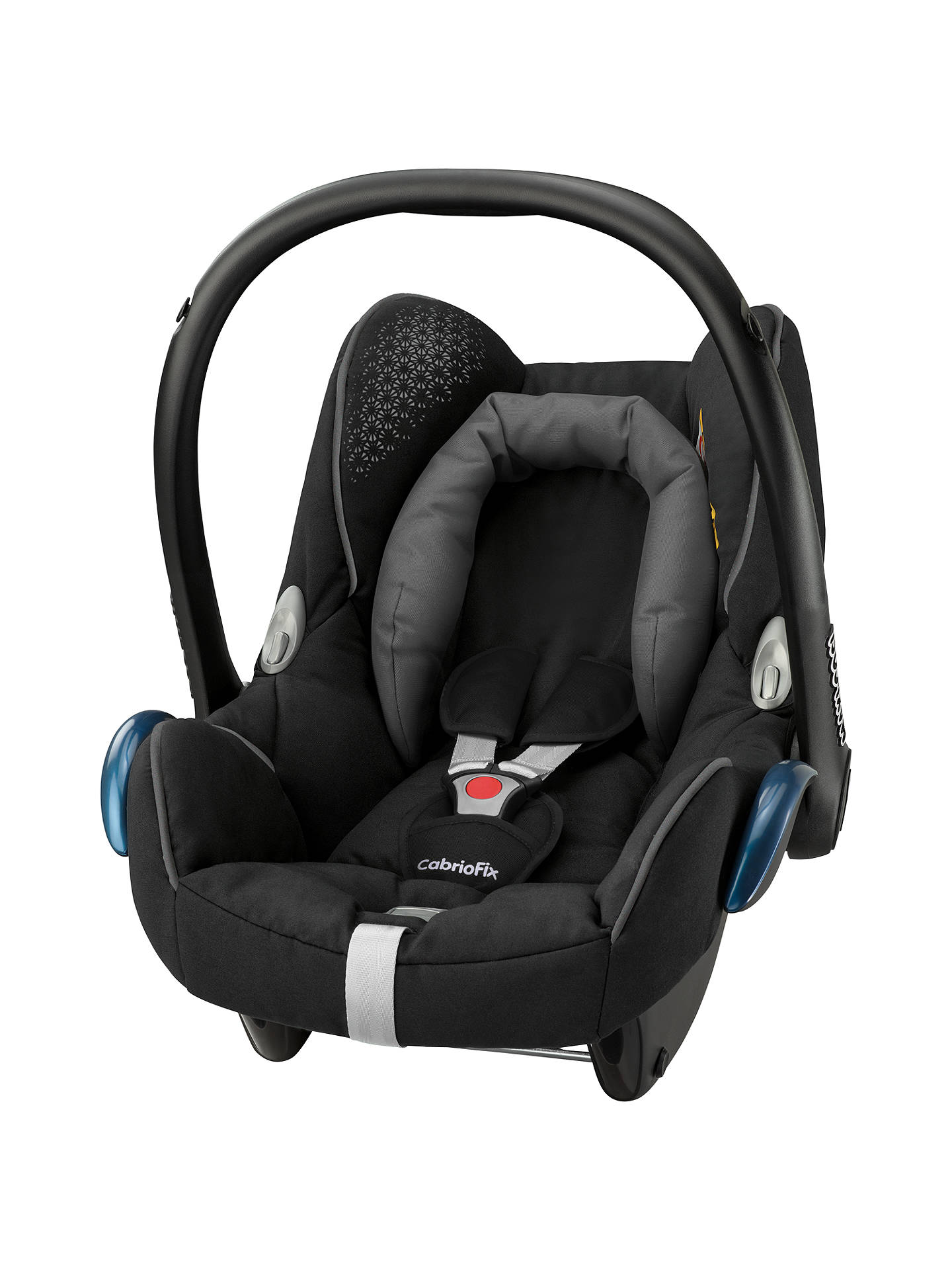 maxi cosi cabriofix group 0 baby car seat origami black. Black Bedroom Furniture Sets. Home Design Ideas