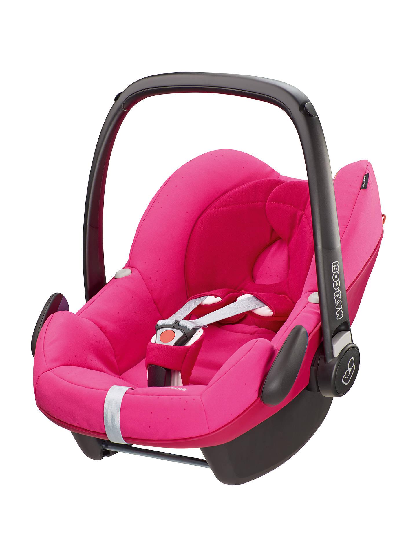 Maxi-Cosi Pebble Group 0+ Baby Car Seat,