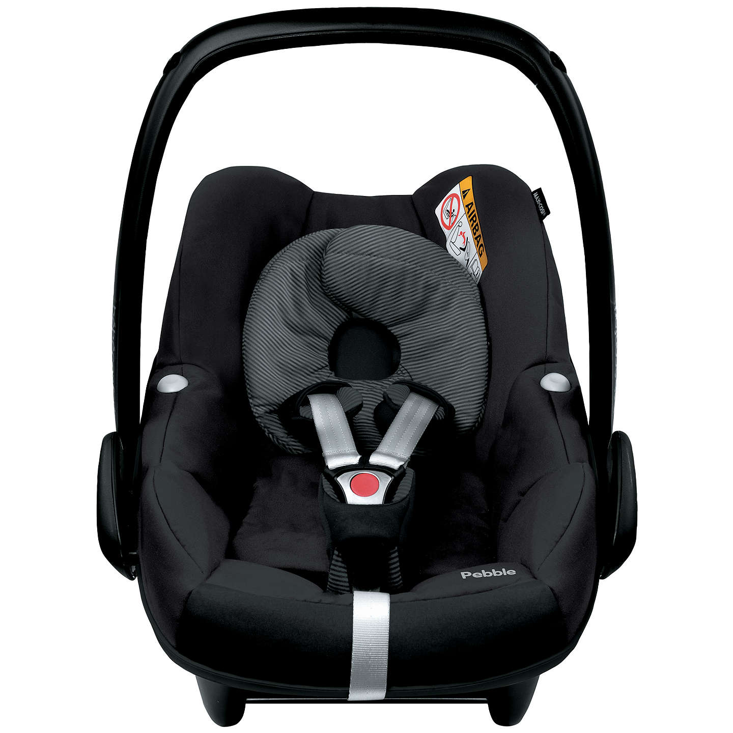 maxi cosi pebble group 0 baby car seat black raven at. Black Bedroom Furniture Sets. Home Design Ideas