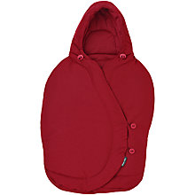 Buy Maxi-Cosi Pebble Baby Car Seat Footmuff, Robin Red Online at johnlewis.com