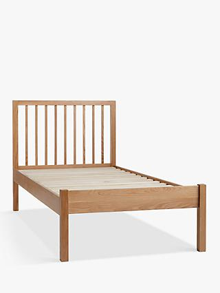 Single Bed Frames Bedroom Furniture John Lewis Partners