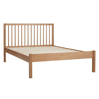John Lewis & Partners Morgan Bed Frame, Small Double, Oak