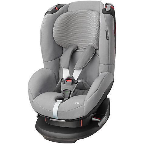 buy maxi cosi tobi group 1 car seat concrete grey john lewis. Black Bedroom Furniture Sets. Home Design Ideas