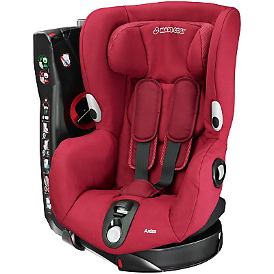 Maxi-Cosi Axiss Group 1 Car Seat, Robin Red