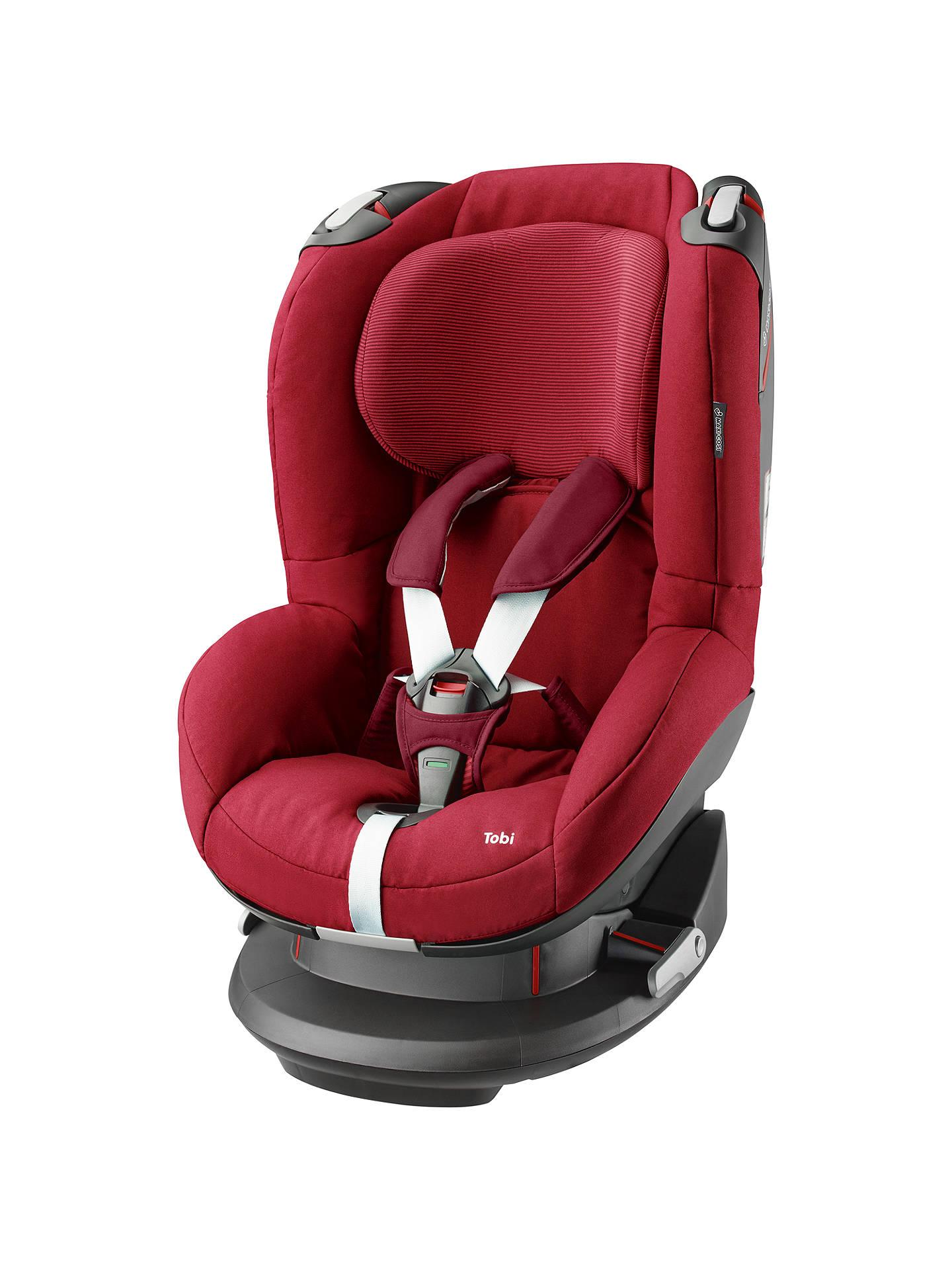 Maxi Cosi Tobi Group 1 Car Seat Robin Red