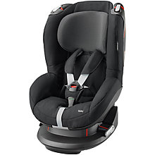 Buy Maxi-Cosi Tobi Group 1 Car Seat, Black Raven Online at johnlewis.com