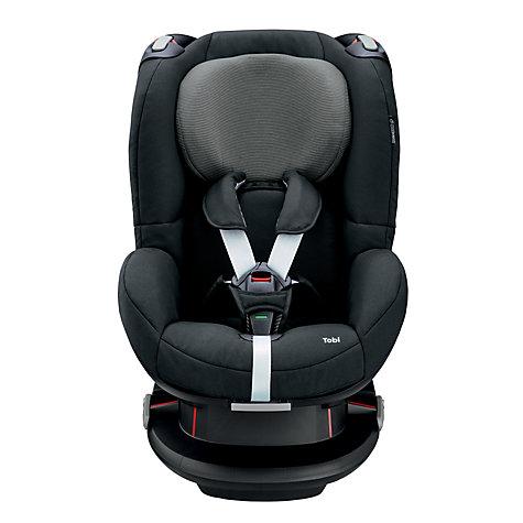 buy maxi cosi tobi group 1 car seat black raven john lewis. Black Bedroom Furniture Sets. Home Design Ideas