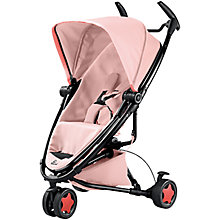 Buy Quinny Zapp Xtra2 Pushchair, Miami Special Edition Pink Pastel Online at johnlewis.com