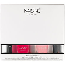 Buy Nails Inc Manicurist in a Box Collection Online at johnlewis.com