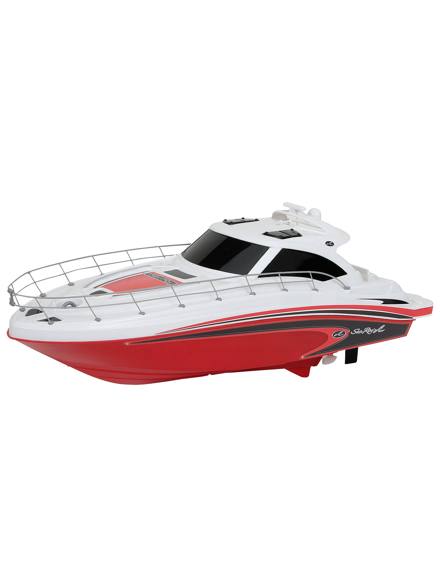 BuyNew Bright Radio Controlled Sea Ray Boat Online at johnlewis.com