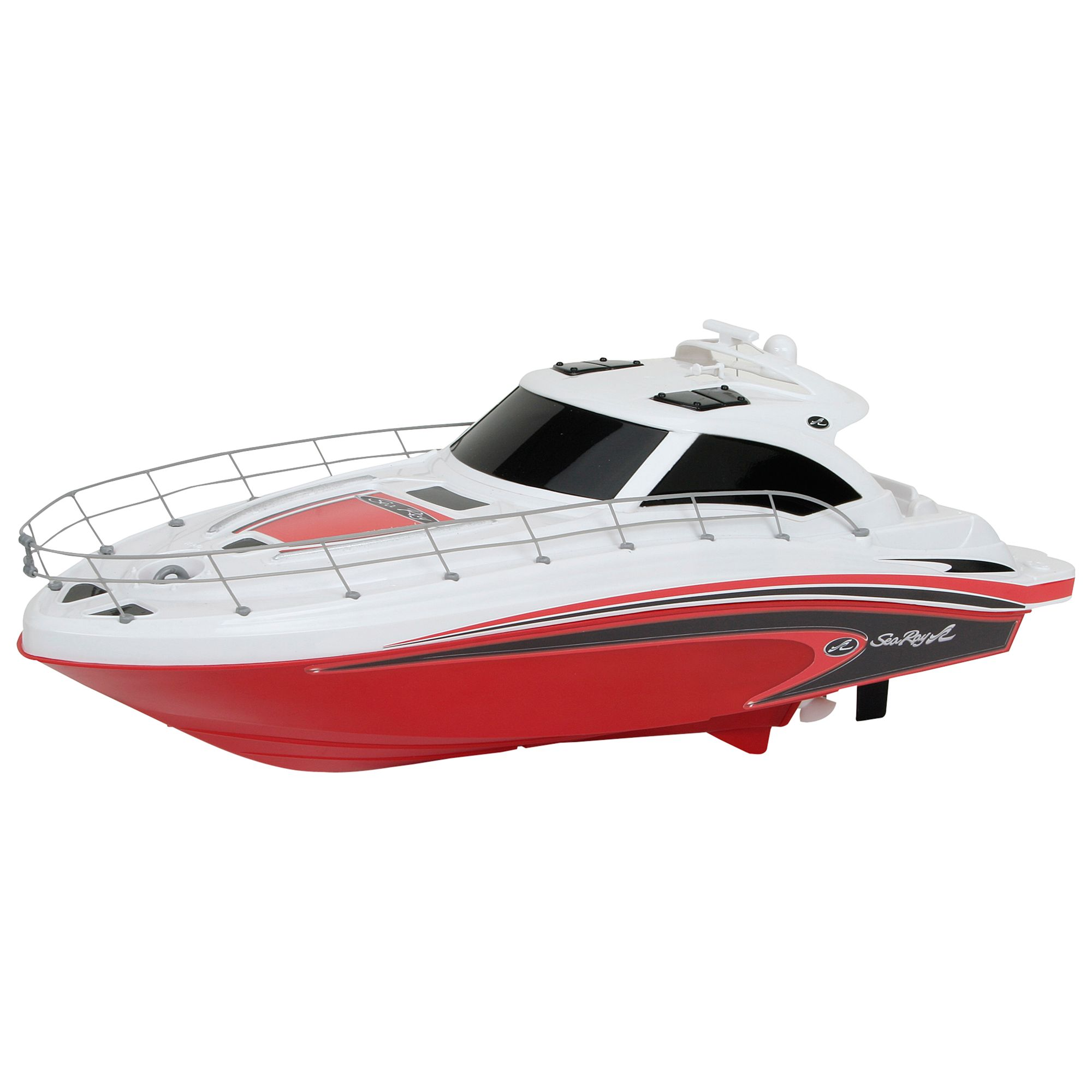 New Bright New Bright Radio Controlled Sea Ray Boat