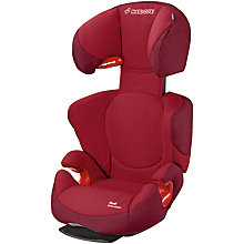 Buy Maxi-Cosi Rodi Air Protect Group 2/3 Car Seat, Robin Red Online at johnlewis.com