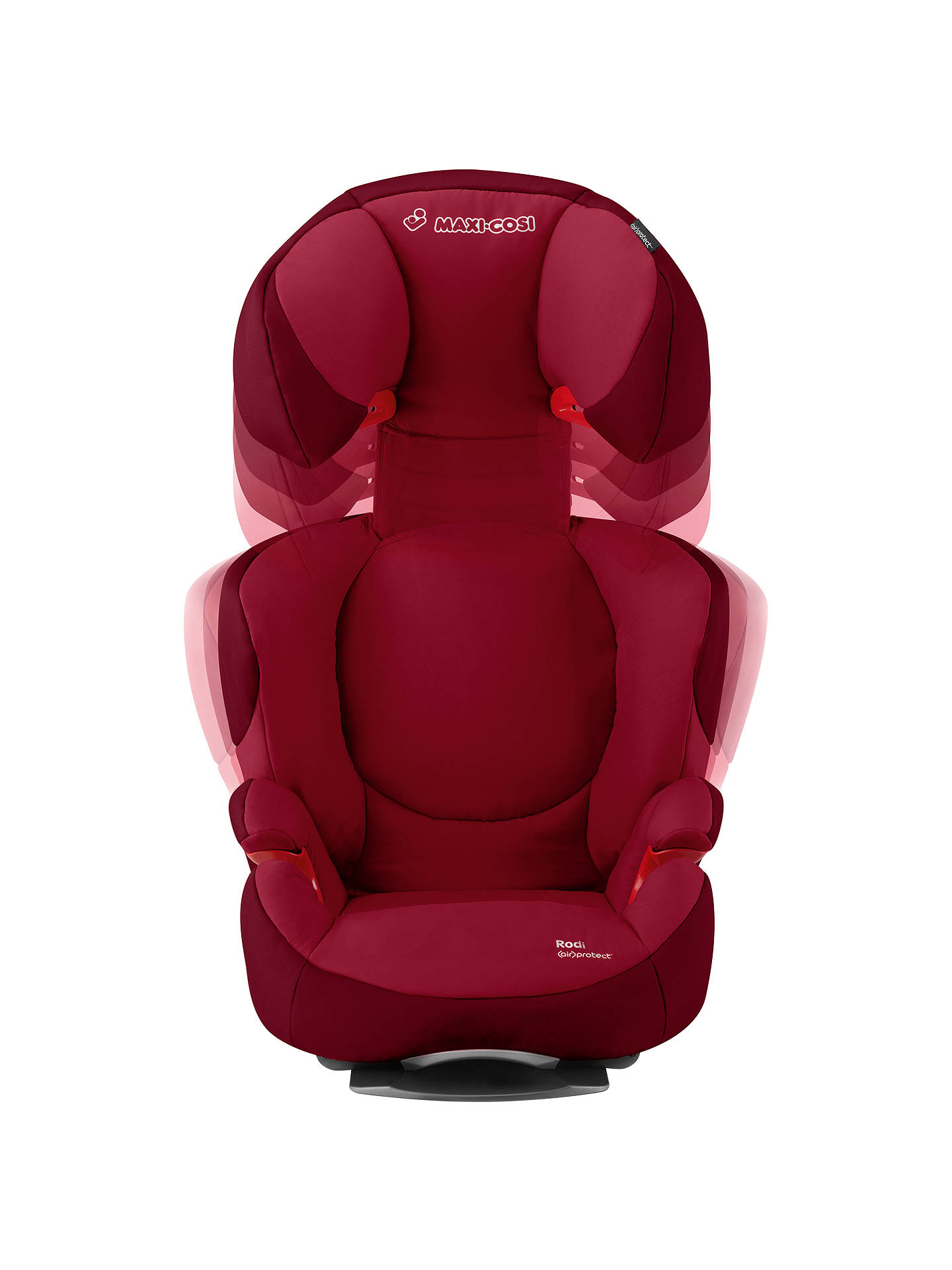BuyMaxi-Cosi Rodi Air Protect Group 2/3 Car Seat, Robin Red Online at johnlewis.com
