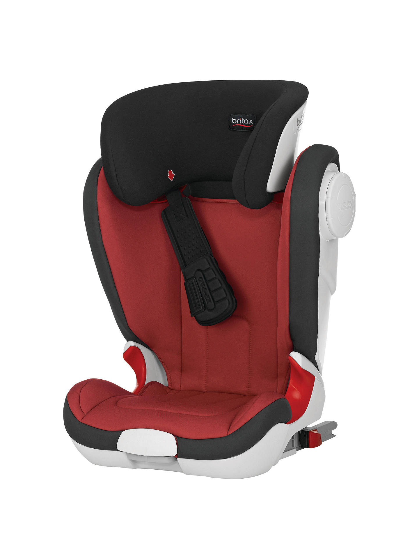 britax kidfix xp sict group 2 3 car seat chilli pepper at. Black Bedroom Furniture Sets. Home Design Ideas