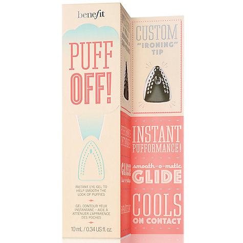 Buy Benefit Puff Off Instant Eye Gel, 10ml Online at johnlewis.com