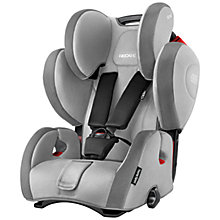 Buy Recaro Young Sport Hero Group 1/2/3 Car Seat, Shadow Online at johnlewis.com